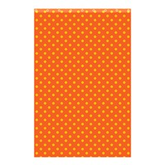 Polka Dots Shower Curtain 48  X 72  (small)  by Valentinaart