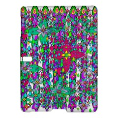 Sunny Roses In Rainy Weather Pop Art Samsung Galaxy Tab S (10 5 ) Hardshell Case  by pepitasart