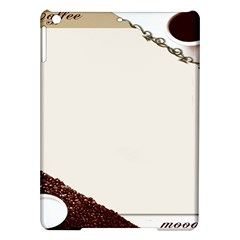 Greeting Card Coffee Mood Ipad Air Hardshell Cases by Simbadda