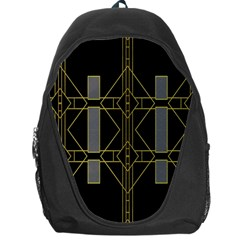 Simple Art Deco Style  Backpack Bag