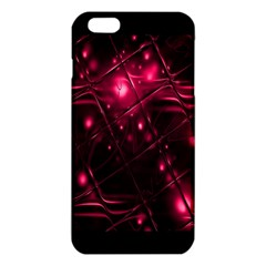 Picture Of Love In Magenta Declaration Of Love Iphone 6 Plus/6s Plus Tpu Case by Simbadda