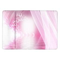 Realm Of Dreams Light Effect Abstract Background Samsung Galaxy Tab 10 1  P7500 Flip Case