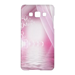 Realm Of Dreams Light Effect Abstract Background Samsung Galaxy A5 Hardshell Case  by Simbadda
