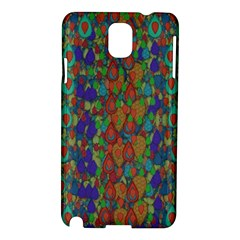 Sea Of Mermaids Samsung Galaxy Note 3 N9005 Hardshell Case by pepitasart
