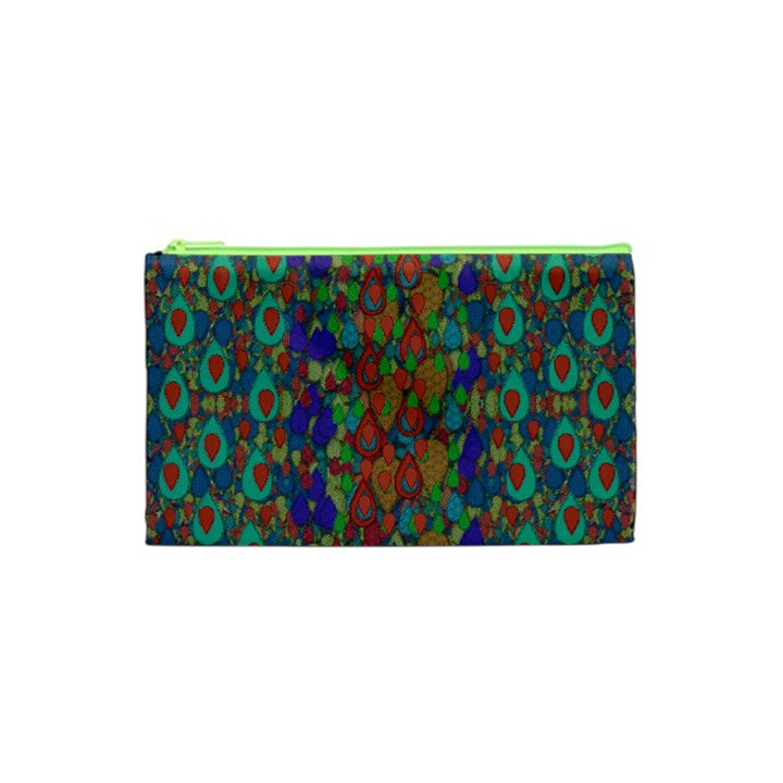 Sea Of Mermaids Cosmetic Bag (XS)