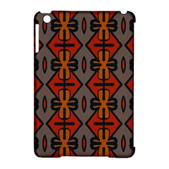 Seamless Pattern Digitally Created Tilable Abstract Apple Ipad Mini Hardshell Case (compatible With Smart Cover) by Simbadda