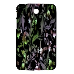 Floral Pattern Background Samsung Galaxy Tab 3 (7 ) P3200 Hardshell Case