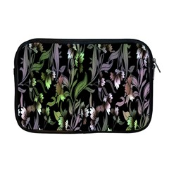 Floral Pattern Background Apple Macbook Pro 17  Zipper Case by Simbadda