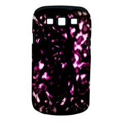 Background Structure Magenta Brown Samsung Galaxy S Iii Classic Hardshell Case (pc+silicone) by Simbadda
