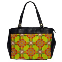Floral Pattern Wallpaper Background Beautiful Colorful Office Handbags