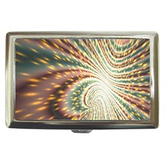 Vortex Glow Abstract Background Cigarette Money Cases