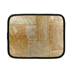 Texture Of Ceramic Tile Netbook Case (small)  by Simbadda
