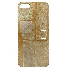 Texture Of Ceramic Tile Apple Iphone 5 Hardshell Case With Stand by Simbadda