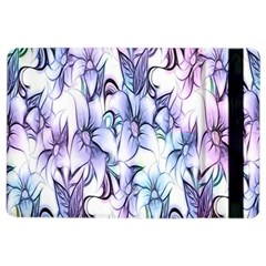 Floral Pattern Background Ipad Air 2 Flip