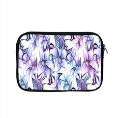 Floral Pattern Background Apple Macbook Pro 15  Zipper Case