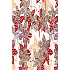 Floral Pattern Background 5 5  X 8 5  Notebooks