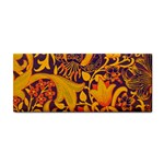 Floral pattern Cosmetic Storage Cases Front