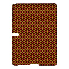 Lunares Pattern Circle Abstract Pattern Background Samsung Galaxy Tab S (10 5 ) Hardshell Case  by Simbadda