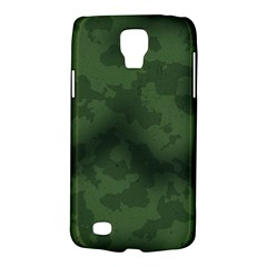 Vintage Camouflage Military Swatch Old Army Background Galaxy S4 Active