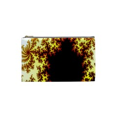 A Fractal Image Cosmetic Bag (small)  by Simbadda