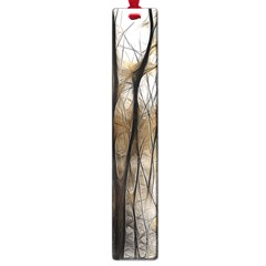 Fall Forest Artistic Background Large Book Marks