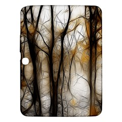 Fall Forest Artistic Background Samsung Galaxy Tab 3 (10 1 ) P5200 Hardshell Case