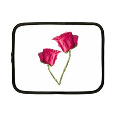 Red Roses Photo Netbook Case (small)  by dflcprints
