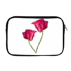Red Roses Photo Apple Macbook Pro 17  Zipper Case by dflcprints