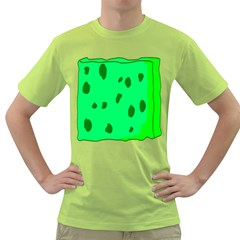Alien Spon Green Green T Shirt