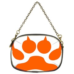 Bear Paw Chain Purses (one Side)
