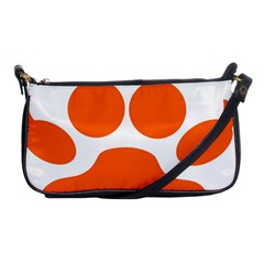 Bear Paw Shoulder Clutch Bags by Alisyart