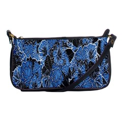 Floral Pattern Background Seamless Shoulder Clutch Bags