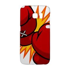 Boxing Gloves Red Orange Sport Galaxy S6 Edge by Alisyart
