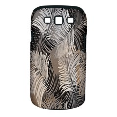 Floral Pattern Background Samsung Galaxy S Iii Classic Hardshell Case (pc+silicone) by Simbadda