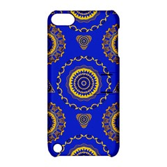 Abstract Mandala Seamless Pattern Apple Ipod Touch 5 Hardshell Case With Stand by Simbadda