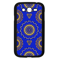 Abstract Mandala Seamless Pattern Samsung Galaxy Grand Duos I9082 Case (black)