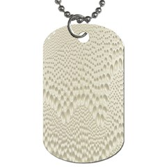 Coral X Ray Rendering Hinges Structure Kinematics Dog Tag (two Sides)