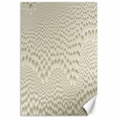 Coral X Ray Rendering Hinges Structure Kinematics Canvas 24  X 36  by Alisyart