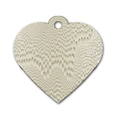 Coral X Ray Rendering Hinges Structure Kinematics Dog Tag Heart (two Sides)