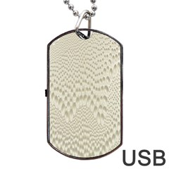 Coral X Ray Rendering Hinges Structure Kinematics Dog Tag Usb Flash (two Sides) by Alisyart