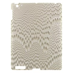 Coral X Ray Rendering Hinges Structure Kinematics Apple Ipad 3/4 Hardshell Case by Alisyart
