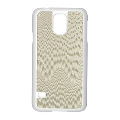 Coral X Ray Rendering Hinges Structure Kinematics Samsung Galaxy S5 Case (white)