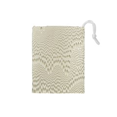 Coral X Ray Rendering Hinges Structure Kinematics Drawstring Pouches (small)