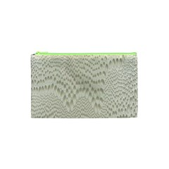 Coral X Ray Rendering Hinges Structure Kinematics Cosmetic Bag (xs) by Alisyart