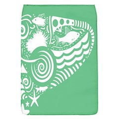 Fish Star Green Flap Covers (s)