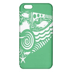 Fish Star Green Iphone 6 Plus/6s Plus Tpu Case by Alisyart