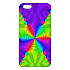 Complex Beauties Color Line Tie Purple Green Light Iphone 6 Plus/6s Plus Tpu Case by Alisyart