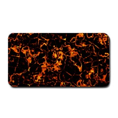 Fiery Ground Medium Bar Mats by Alisyart