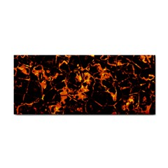 Fiery Ground Cosmetic Storage Cases by Alisyart