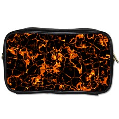 Fiery Ground Toiletries Bags